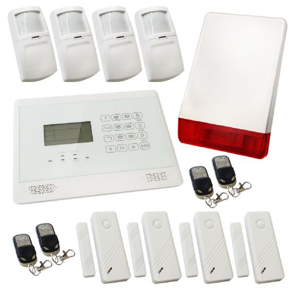 Sentry Pro Wireless GSM Auto Dial House Alarm Solution 3